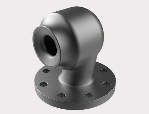 Bocal de cone oco de silicone de carboneto de grande fluxo