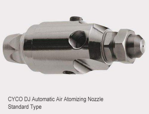 Dj Automático Air Atomizing Nozzle