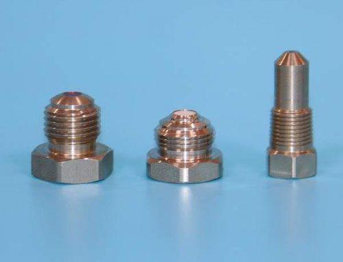 Bocal de spray de agulha de pagode de alta pressão