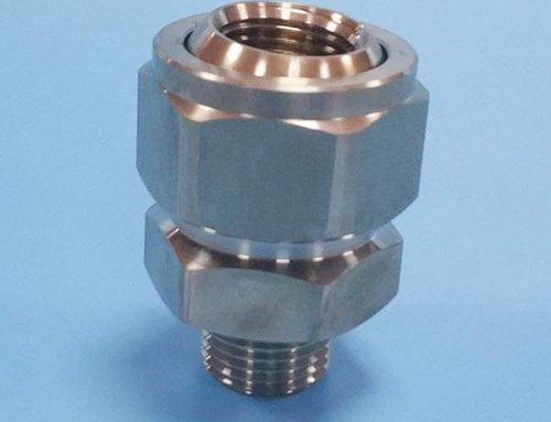 Bico de pulverização ajustável de metal 155RS