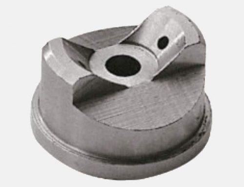 Cabeça de bico atomizador de ar de pressão de ventilador plano