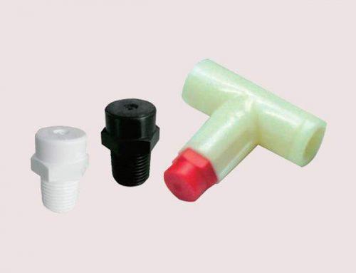 Bocal de misting de plástico